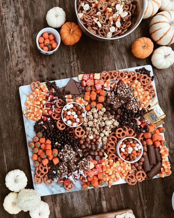Herbst Snacks