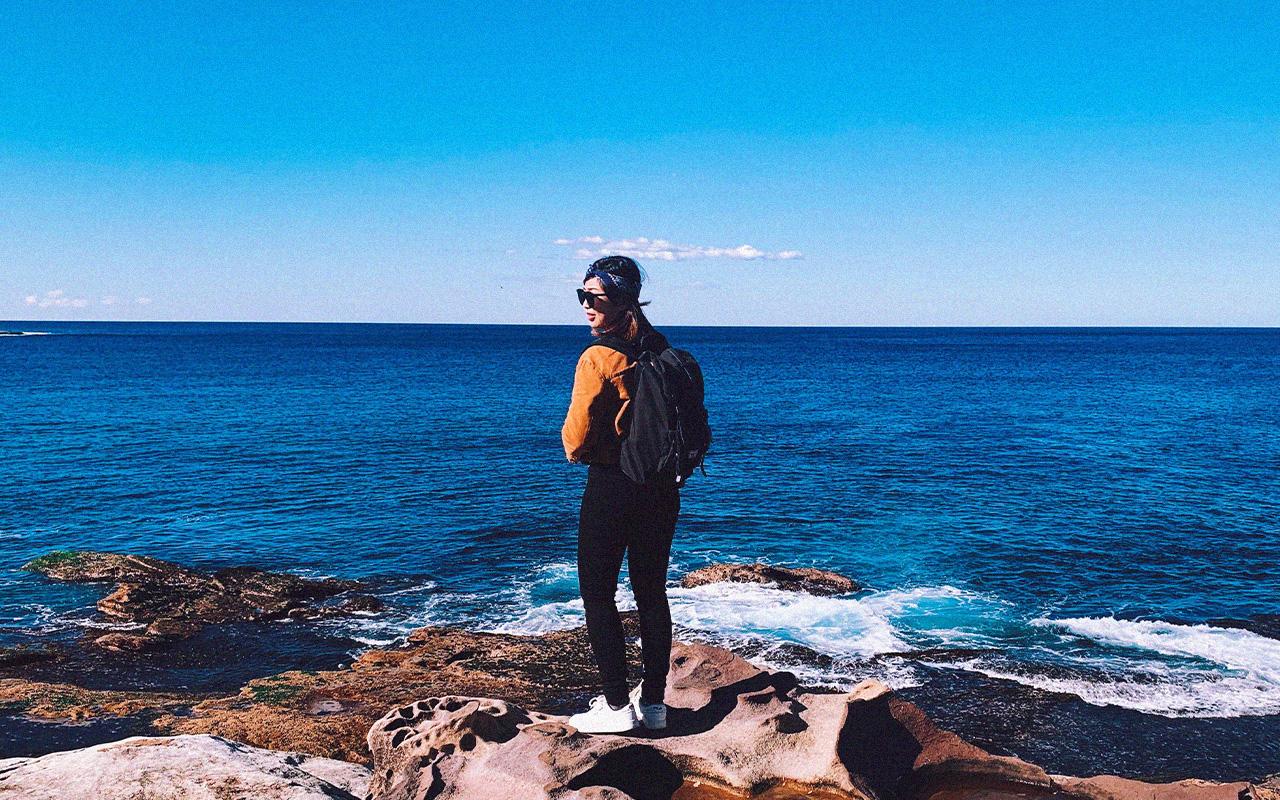 Mit Backpack durch Australien