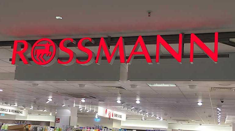 Nebenjob bei Rossmann