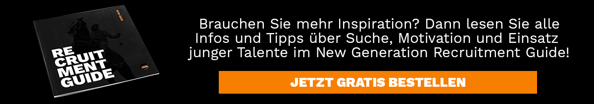 Jetzt Gratis Recruitment Guide Bestellen