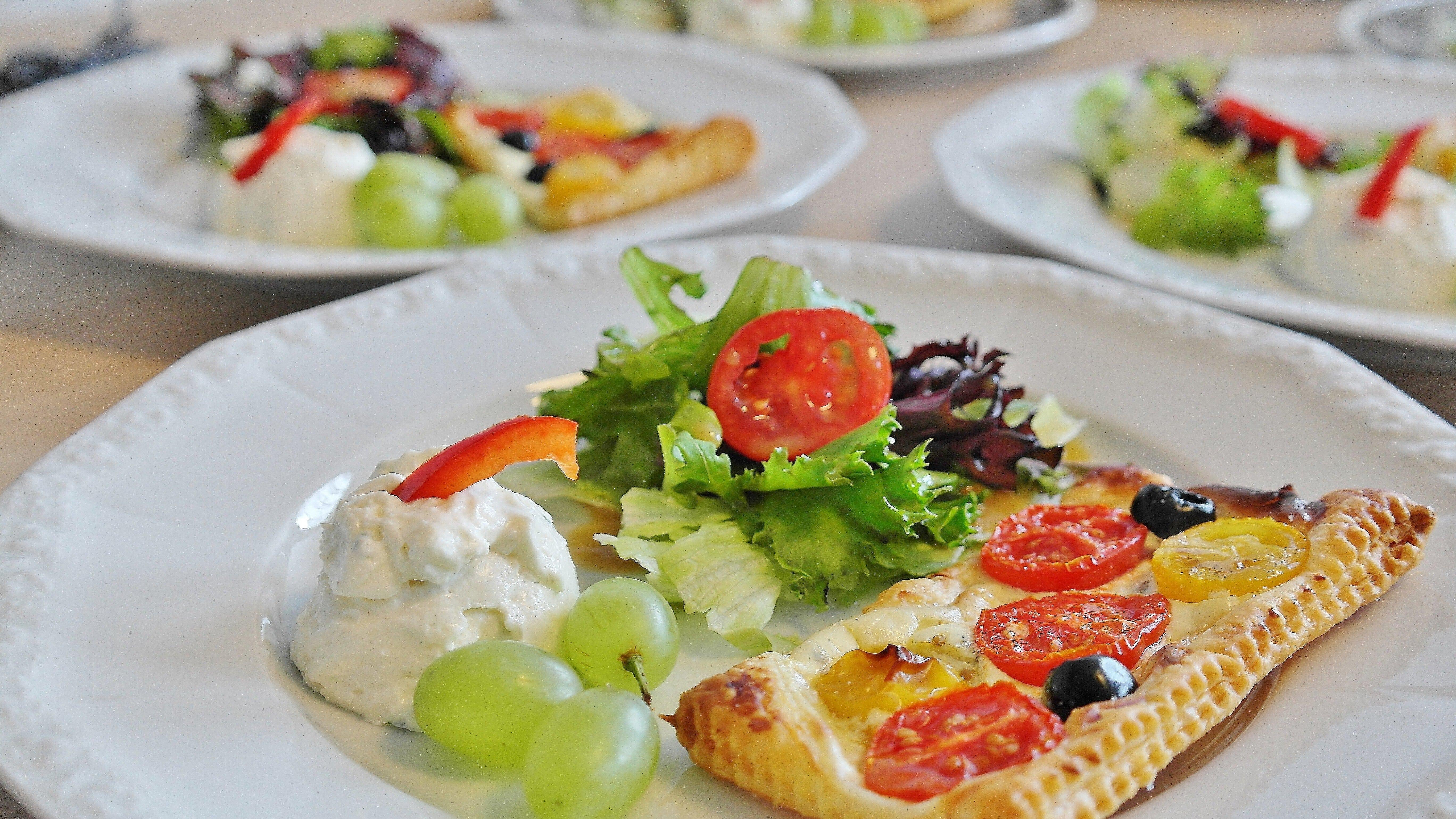 Abendessen für Studenten