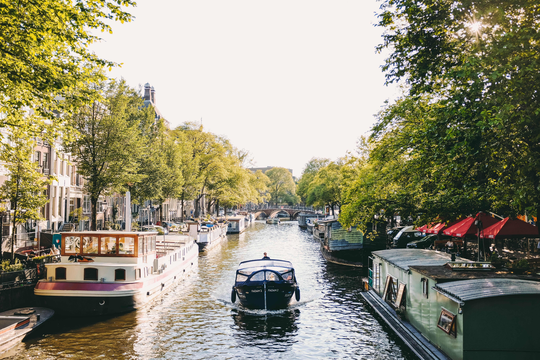 Auslandsaufenthalt? Wie wär's mit Amsterdam?