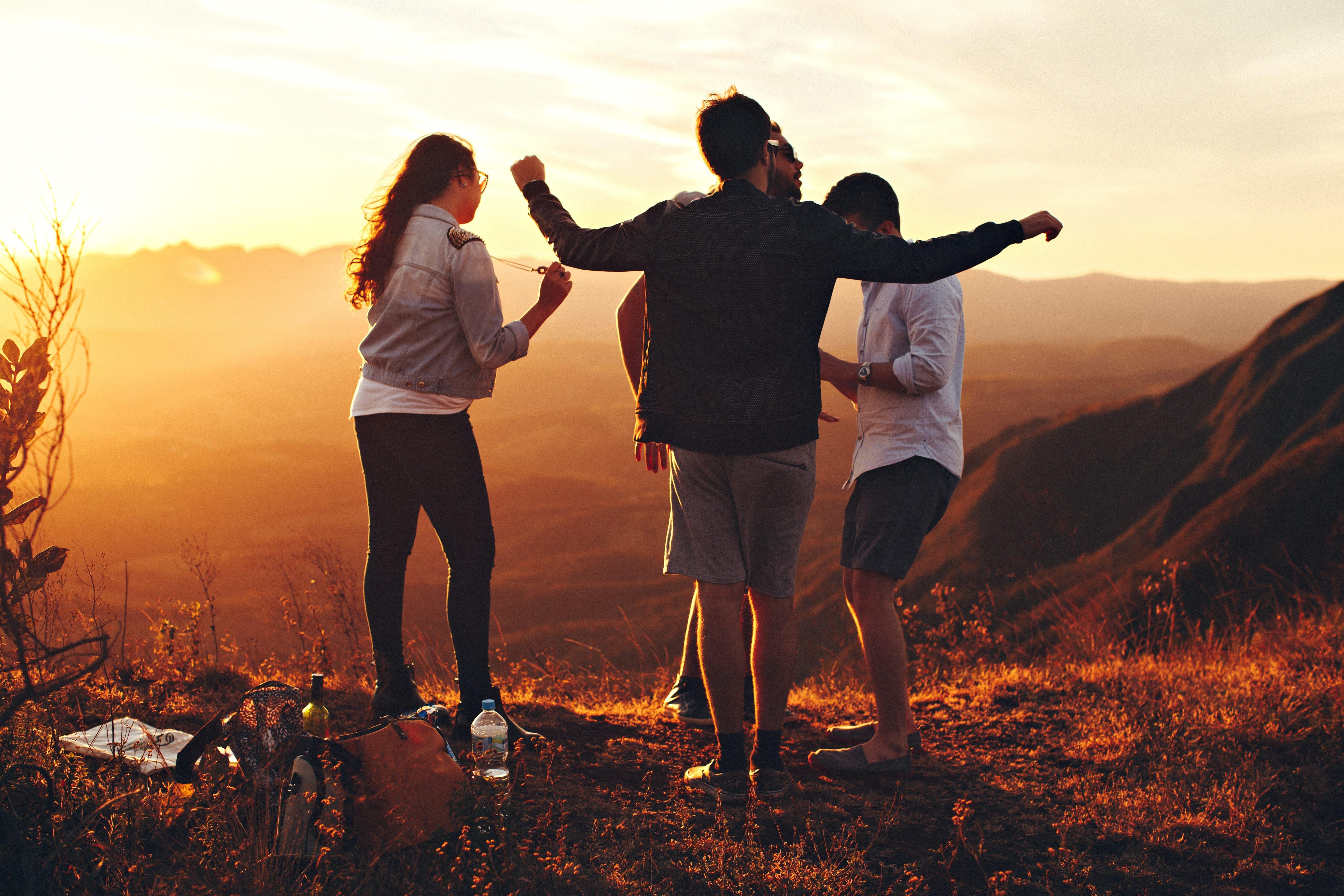 jeunes en vacances l ete