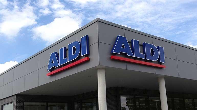 aushilfsjobs bei ALDI