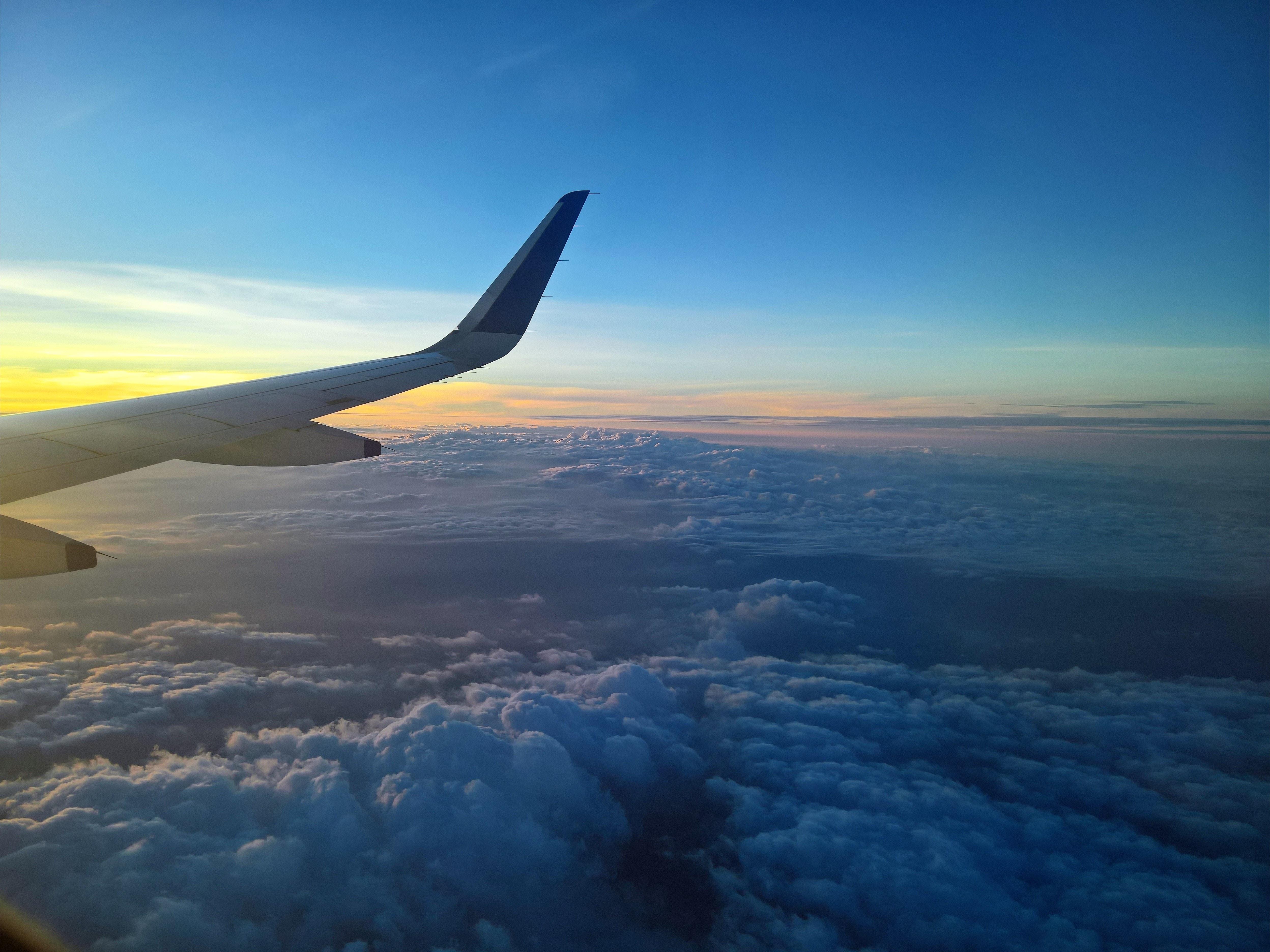 Ein Nebenjob als Flugbegleiter