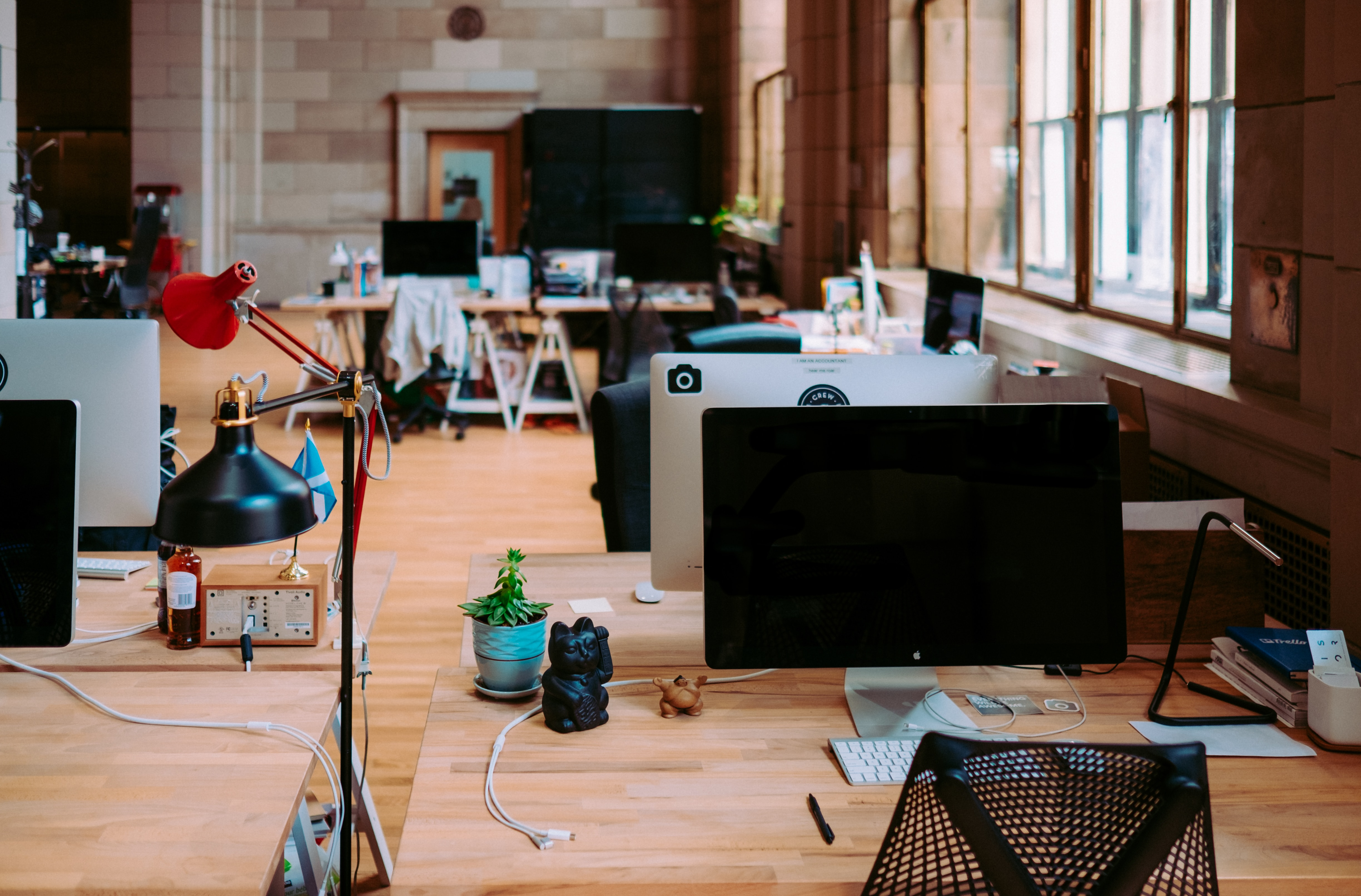 Co-Working Spaces auf dem Land