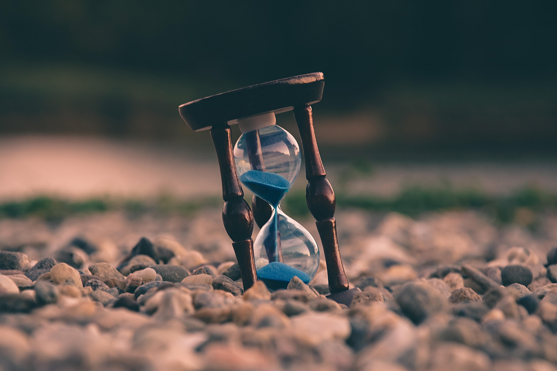 Rechtzeitig Zeit einplanen
