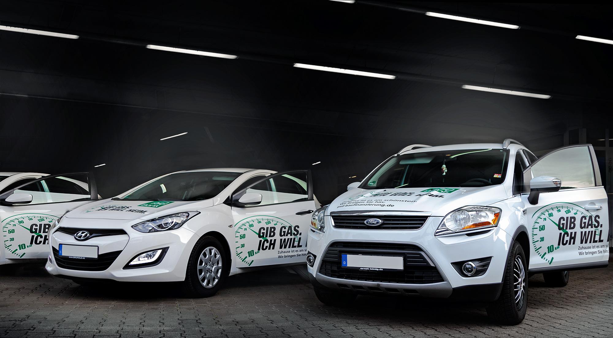 Wrapclub: Mit Autowerbung Geld verdienen | NEBENJOB-ZENTRALE
