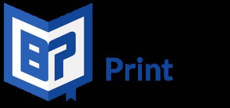 Logo Bachelorprint
