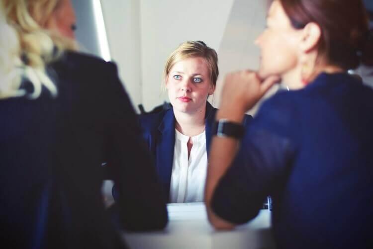 Bewerbungsgespräch richtig führen