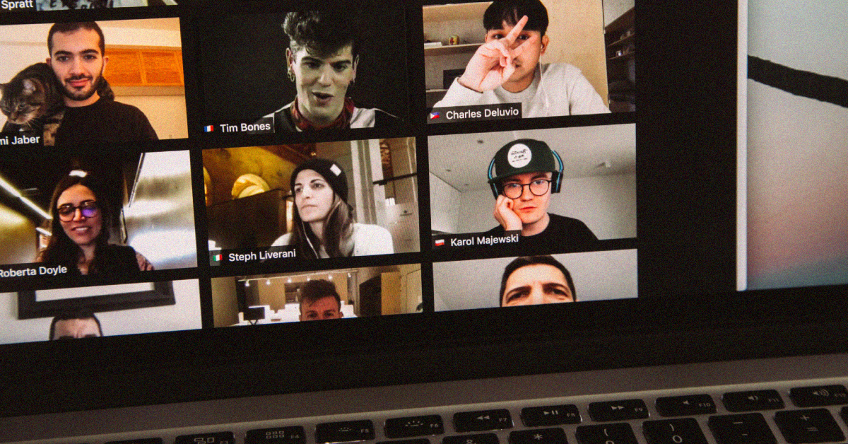 cómo ser profesional en videollamadas