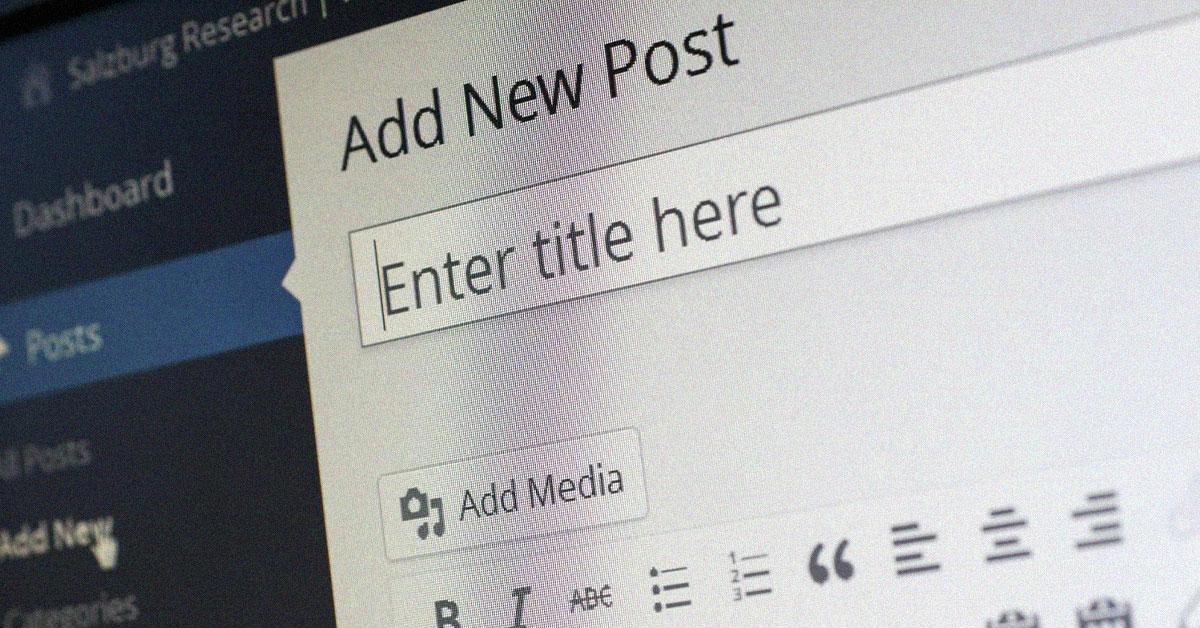 Nebenjob als Blogger