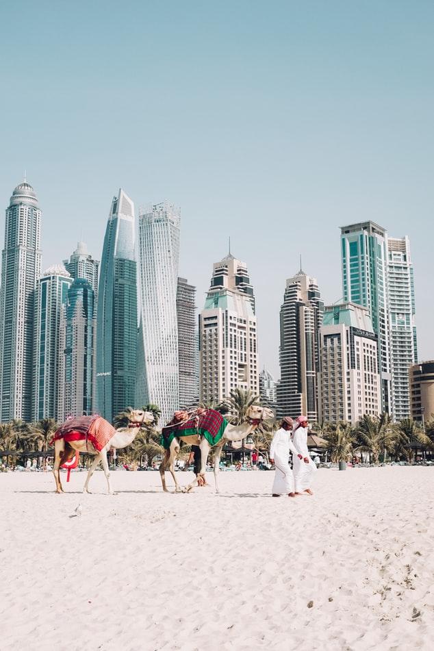Trabajo en los Emiratos Árabes