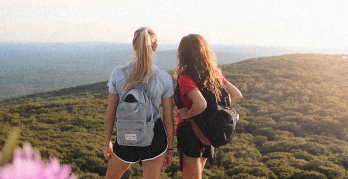 Étudiants : voyager à l'étranger