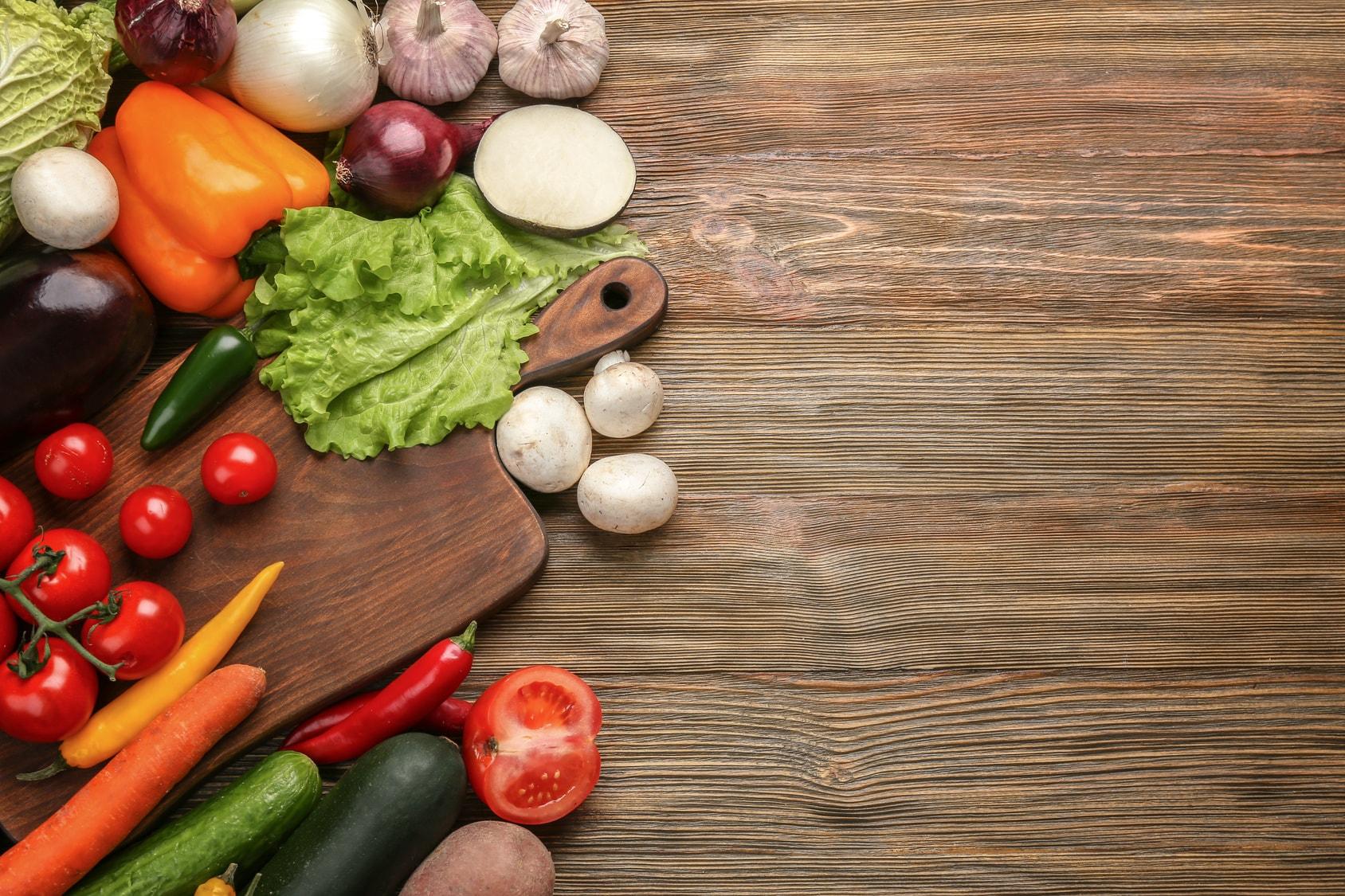 cuisiner des légumes