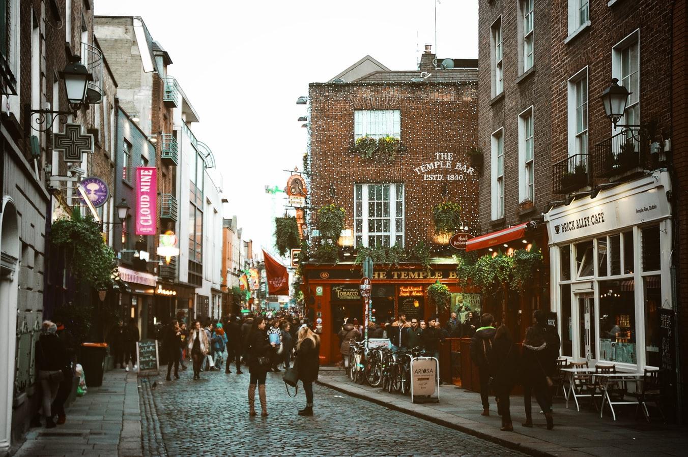 Trabajo en Irlanda