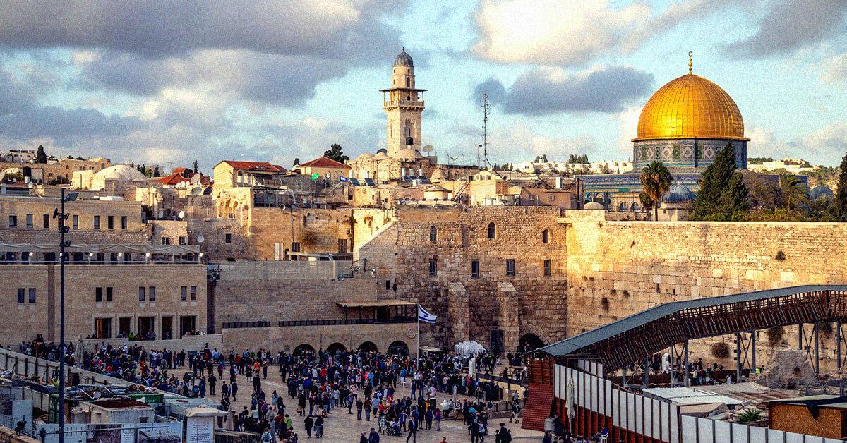 Jerusalem Auslandssemester