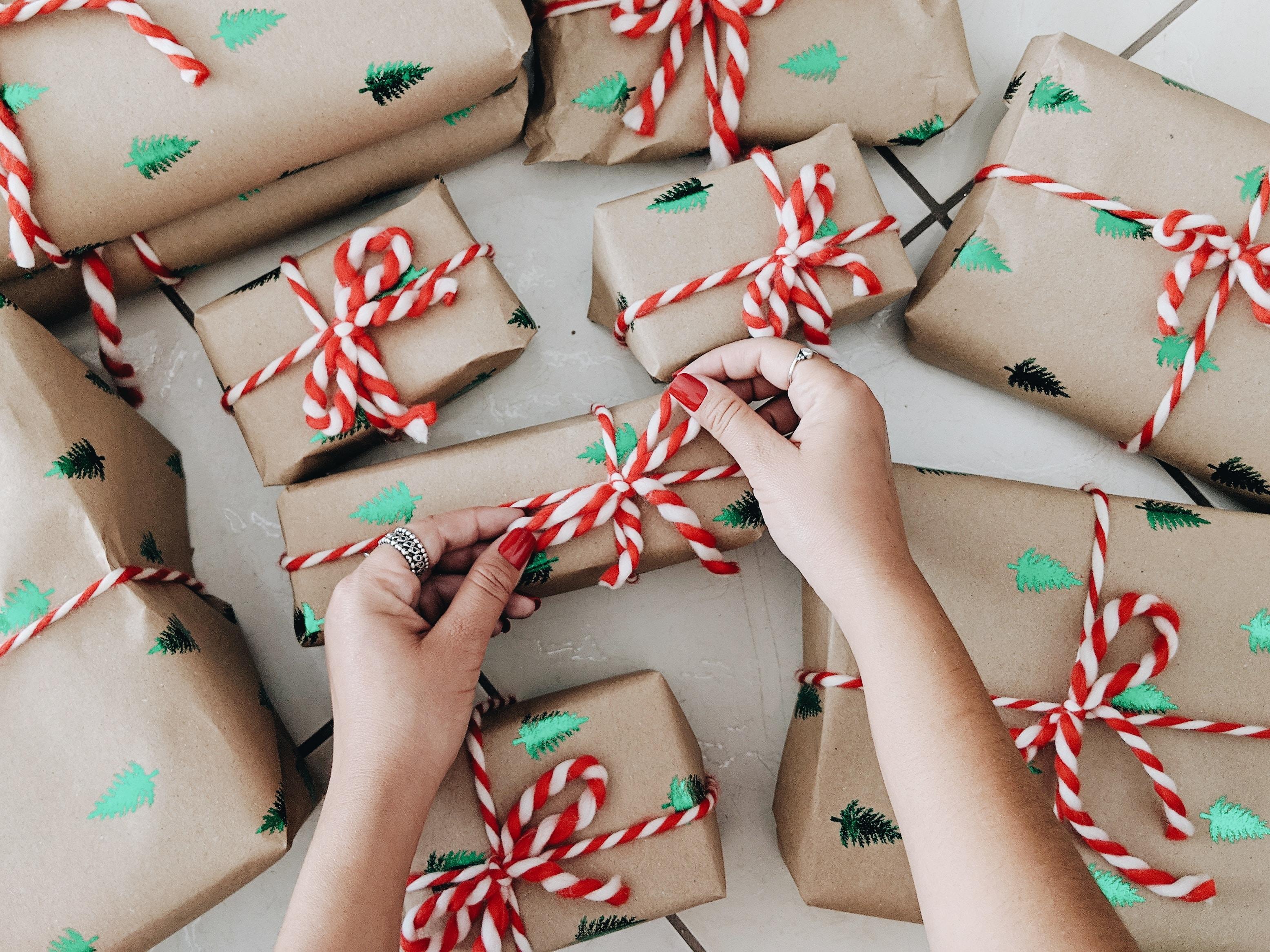 Geschenkeverpacker