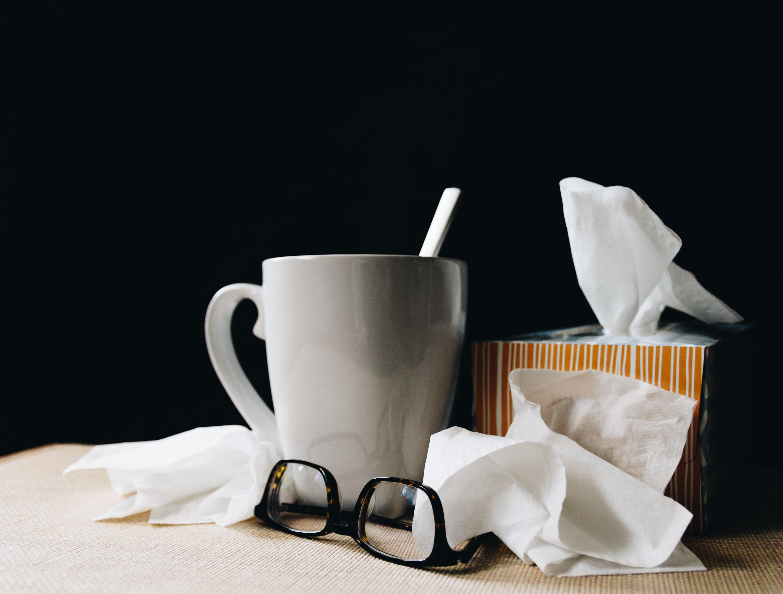 Krank während der Probezeit