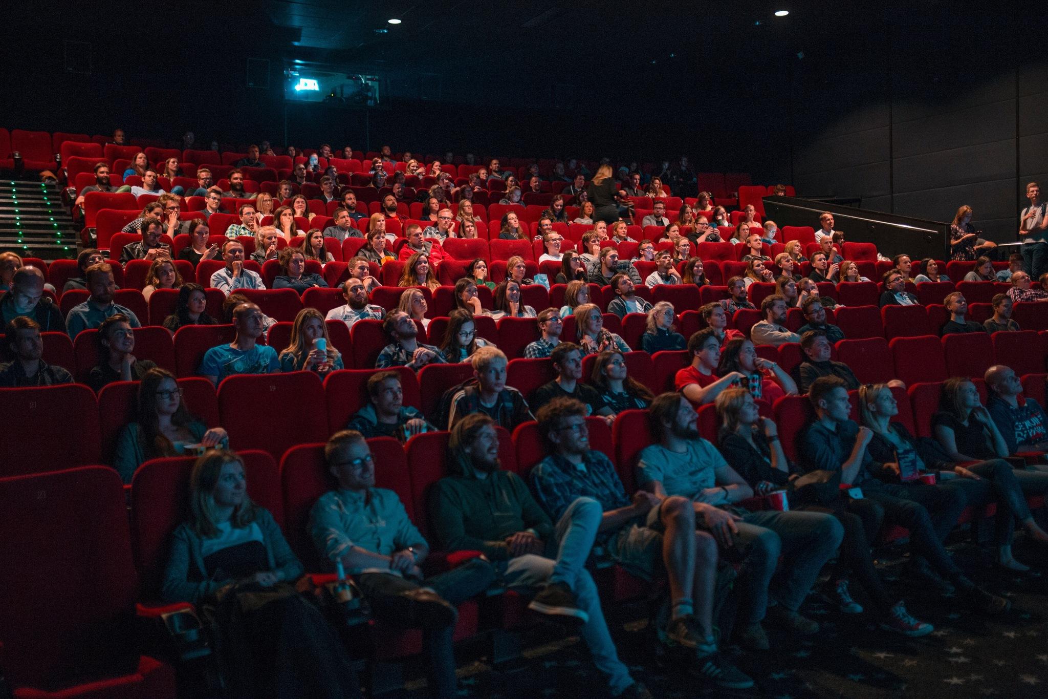 Aushilfe bei CineStar
