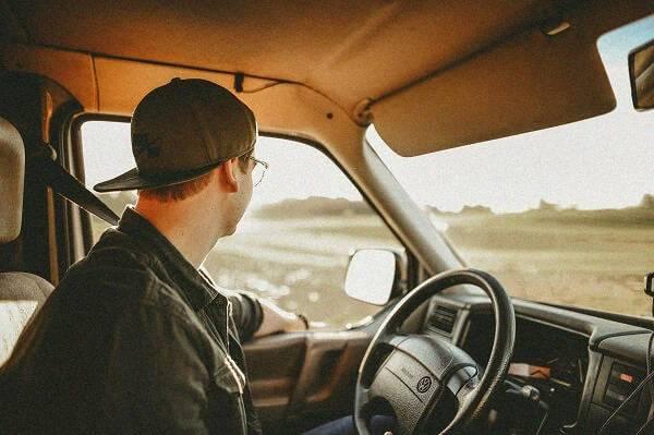 LKW Fahrer finden