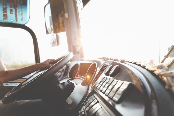 LKW-Fahrer werden