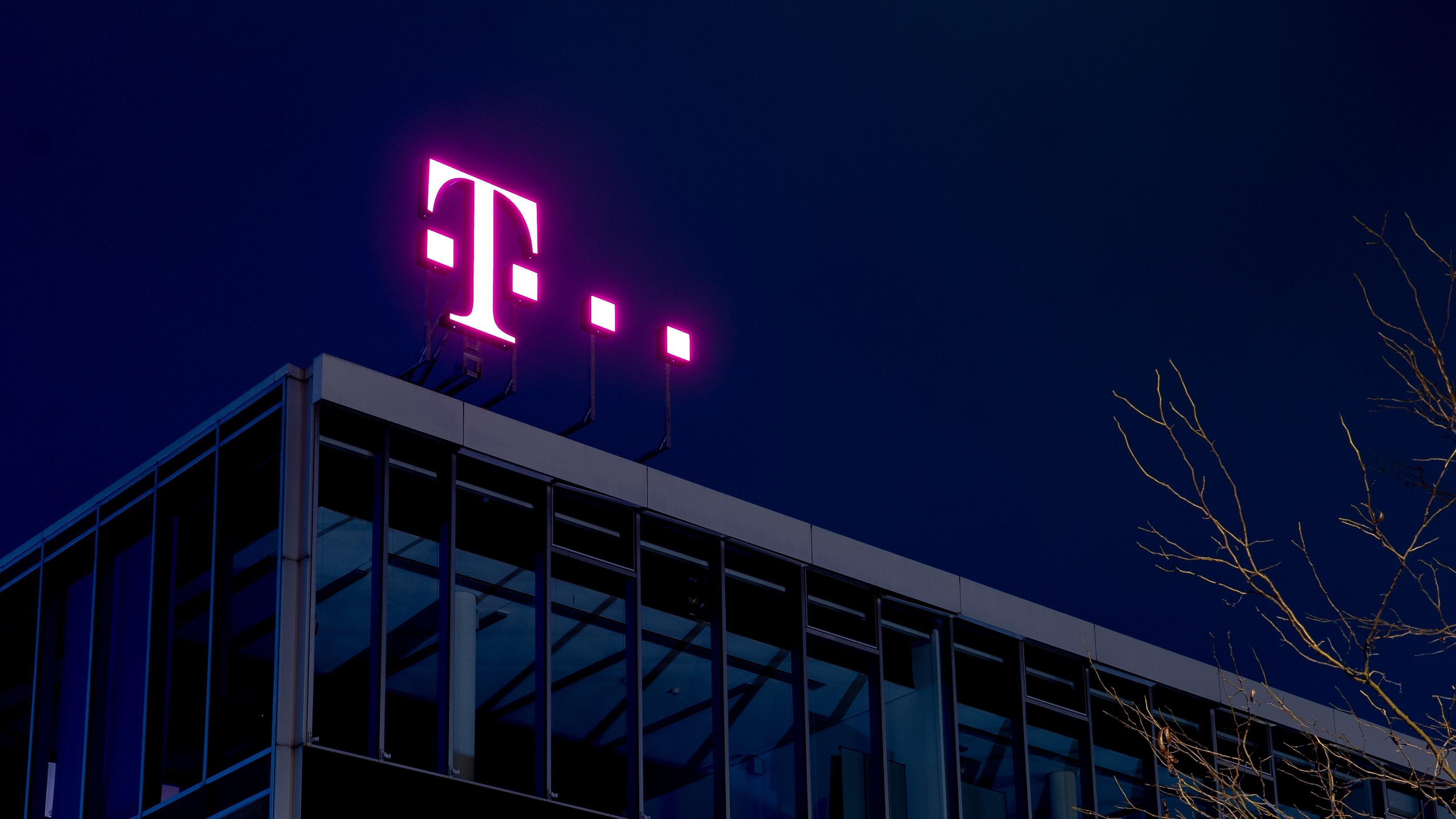 Gebäude der Deutschen Telekom