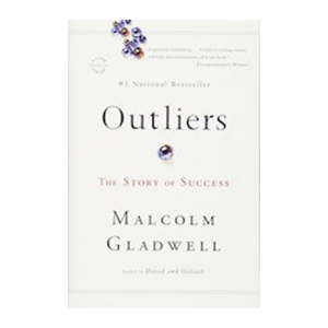 Outliers van Malcolm Gladwell