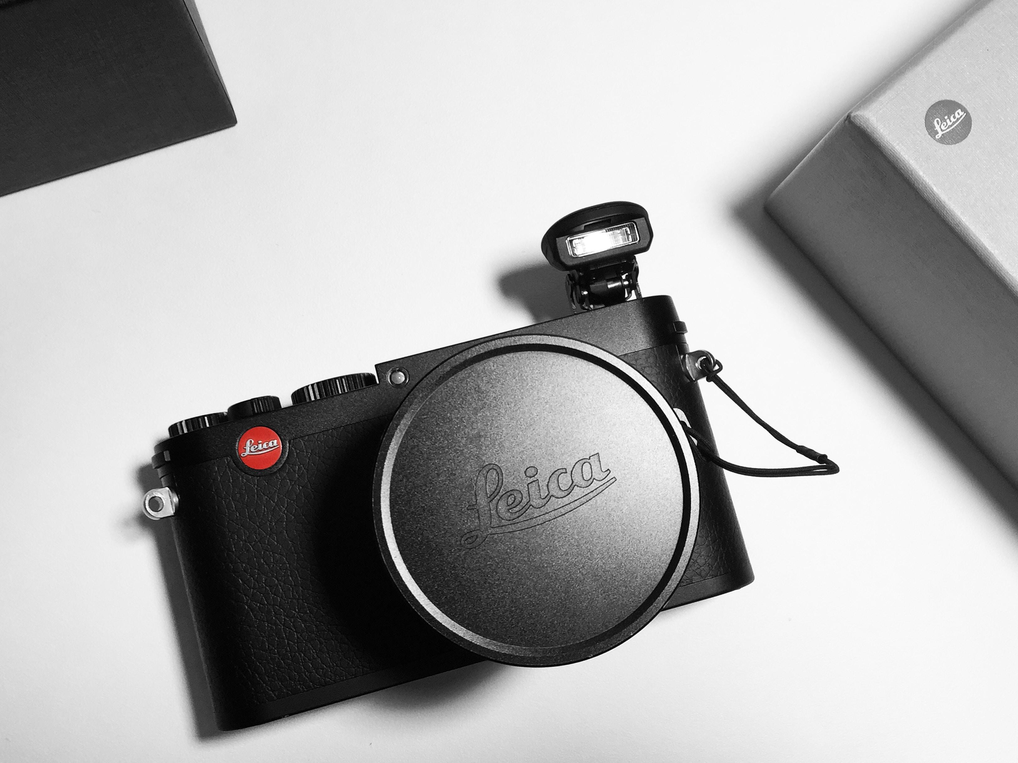 Teste die neueste Kamera!