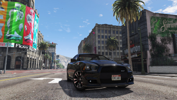 car in GTA five 5