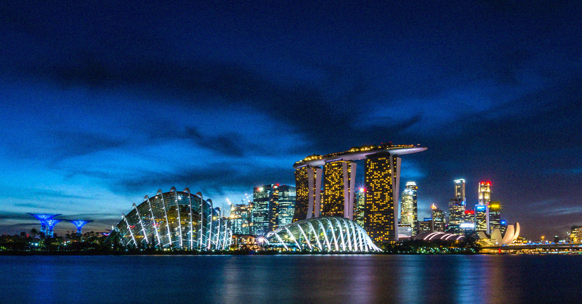 Singapur Auslandssemester