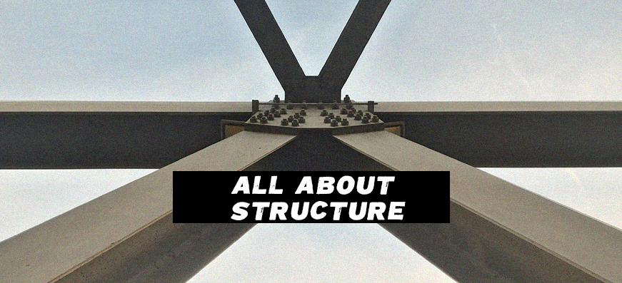 Ein Lebenslauf braucht Struktur