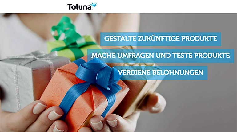 Screenshot: Toluna.com