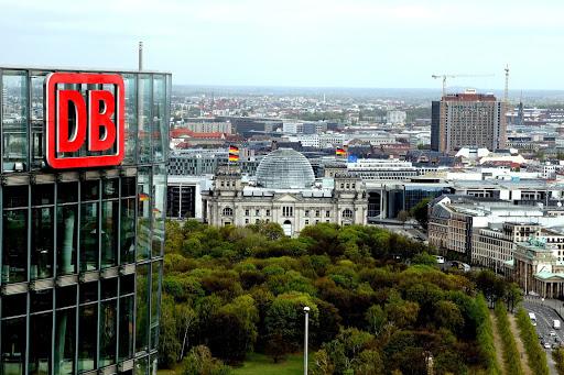 Jobs bei Deutschen Bahn