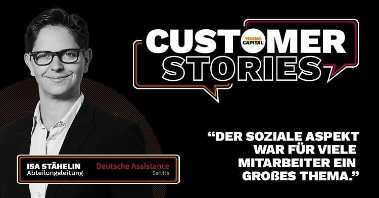 Deutsche Assistance im Interview - Unternehmensstrategie während Corona