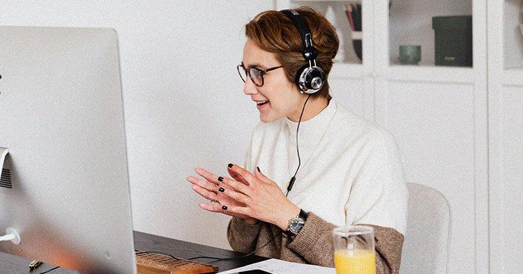 Online Vorstellungsgespräch