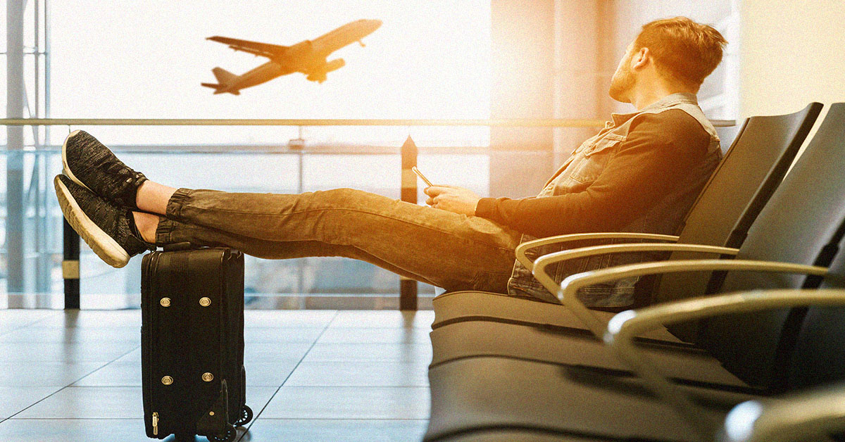 Leicht Geld verdienen & Sparen beim Reisen