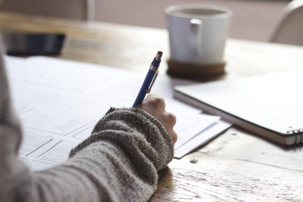 Bewerbungsschreiben verfassen