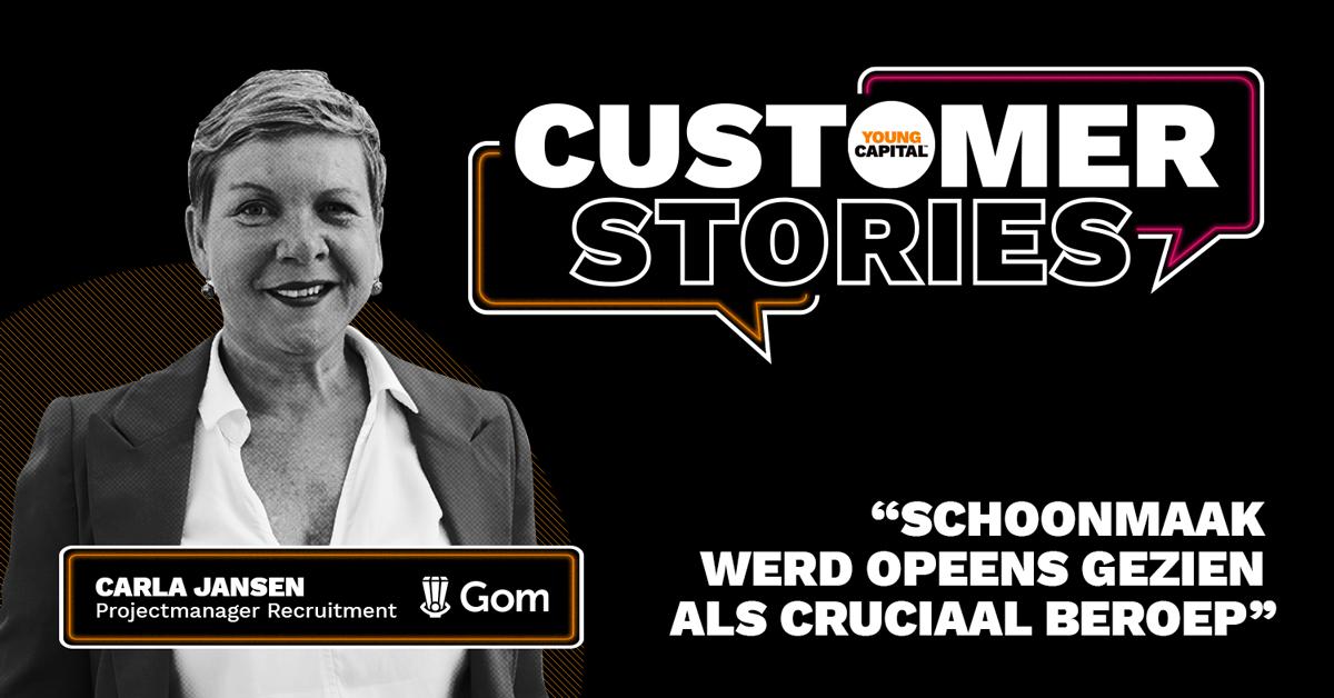 Customer Stories #5 - Gom