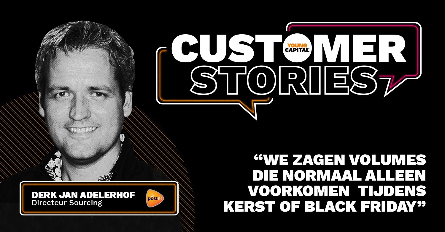 Customer Stories: PostNL