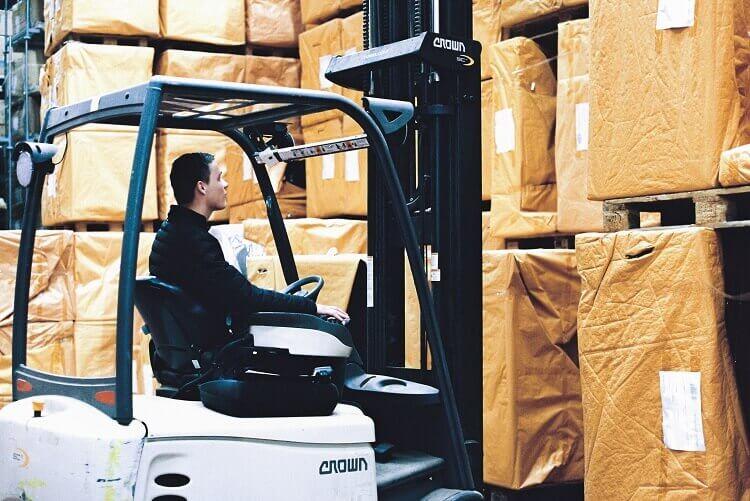 Zeitarbeit in der Logistik